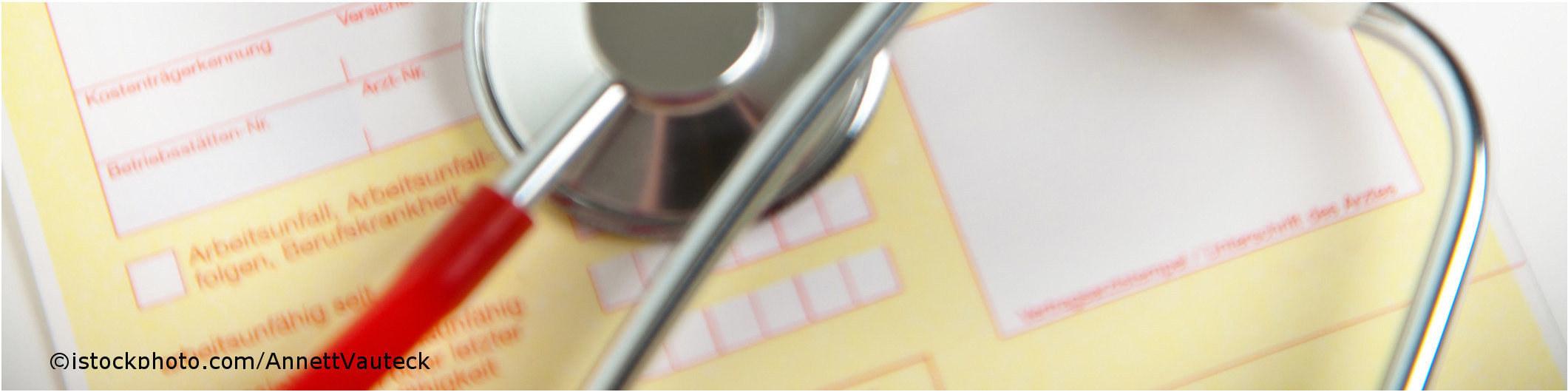 Im ICD-10 Diagnoseschlüssel steht H10 für Konjunktivitis, also Bindehautentzündung im Auge.